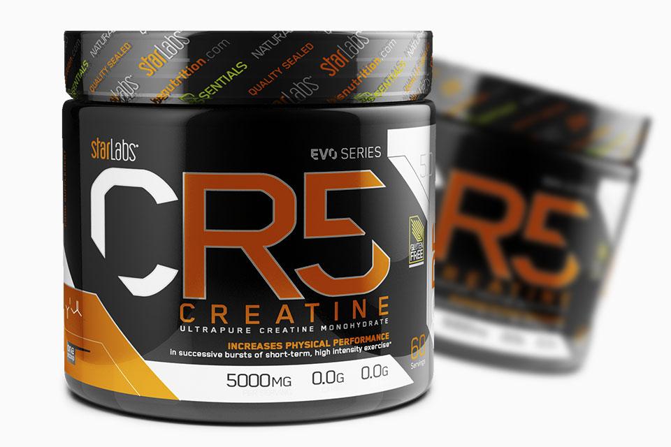 """Vaizdo rezultatas pagal užklausą """"starlabs nutrition cr5 creatine"""""""